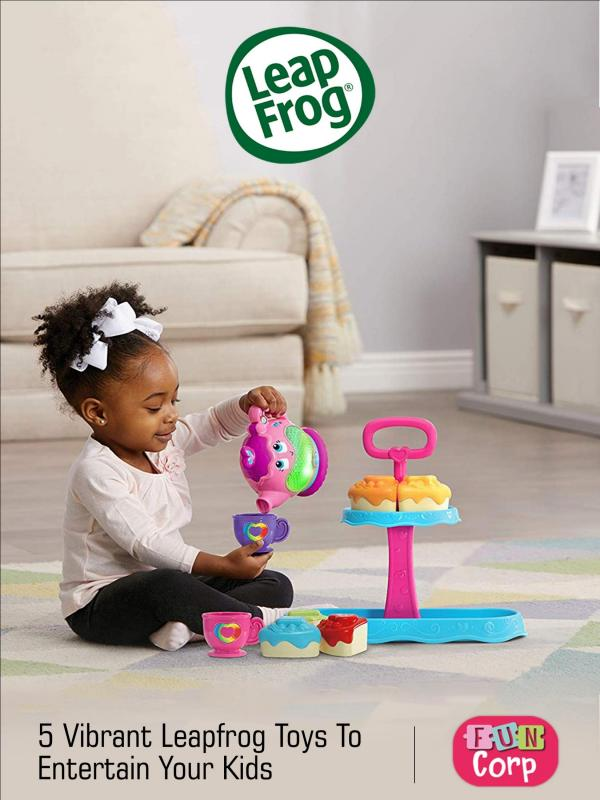 5 Vibrant Leapfrog Toys to Entertain Your Kids 5 Vibrant Leapfrog Toys to Entertain Your Kids