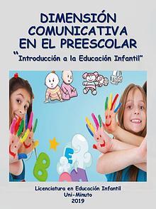DIMENSIÓN COMUNICATIVA