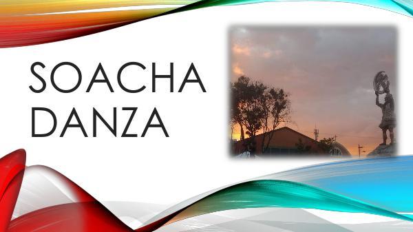 Mi primera publicacion SOACHA DANZA