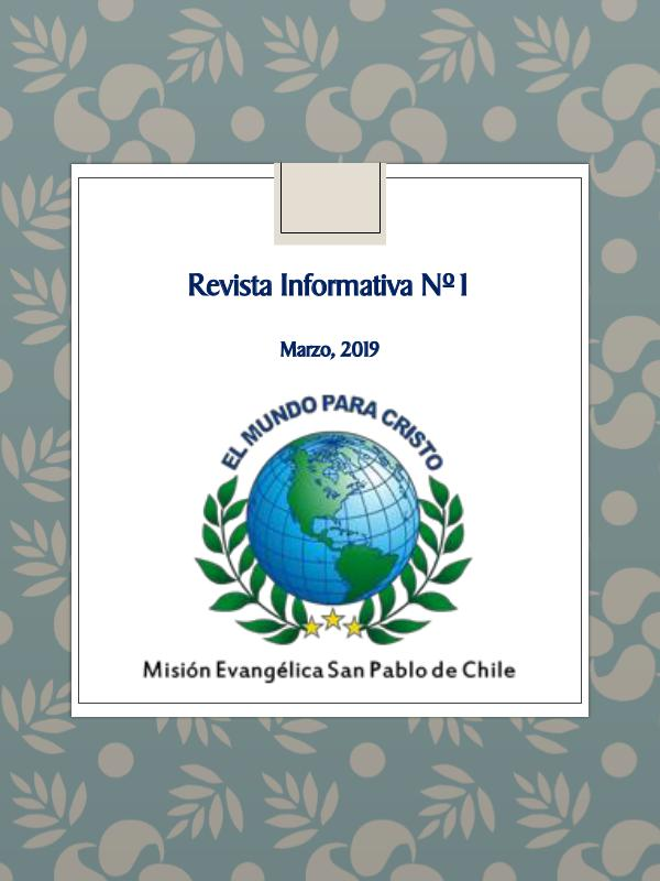 Revista Digital Marzo 2019 MESP REVISTA 1