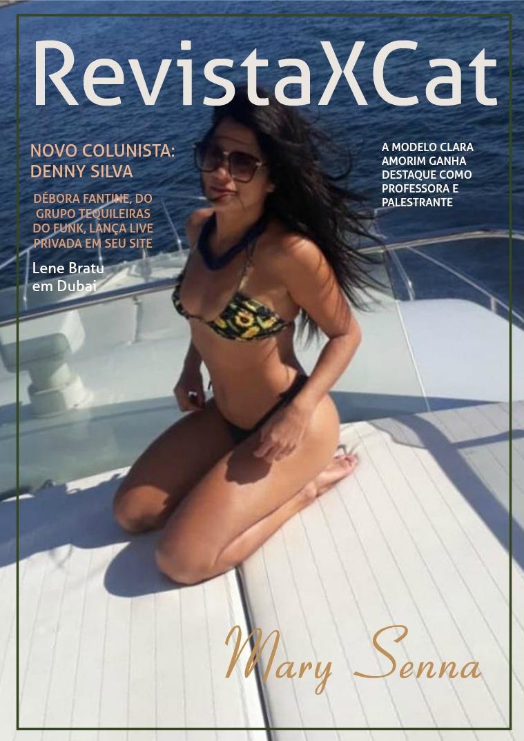 Revista XCat Primeira Revista 100% Brasileira