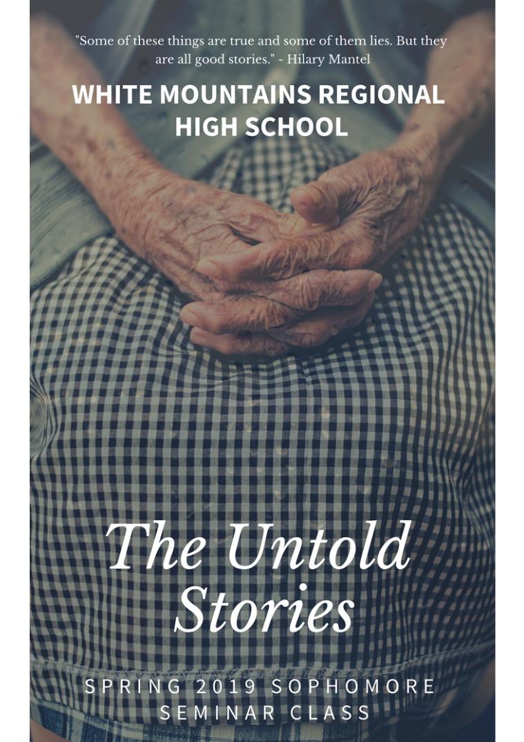 Sophomore Seminar Narratives Spring 2019