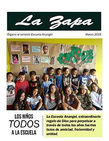La Zapa_Marzo