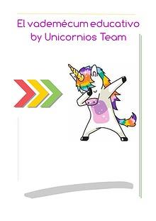 El vademécum educativo by Unicornios Team