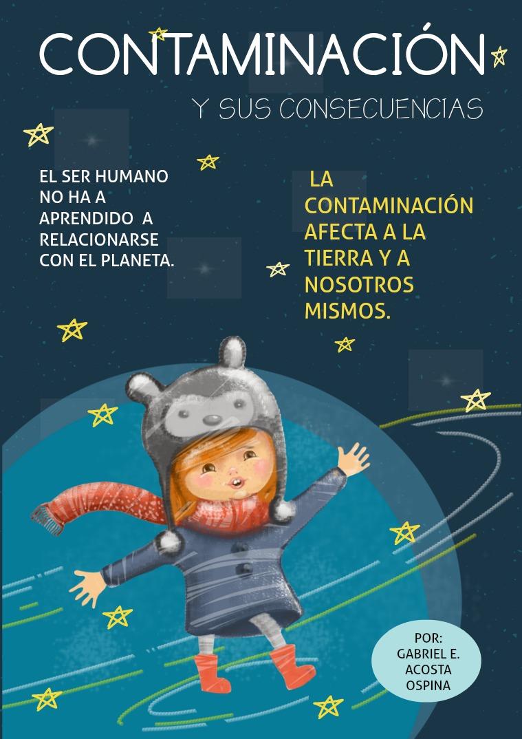 Contaminación del planeta