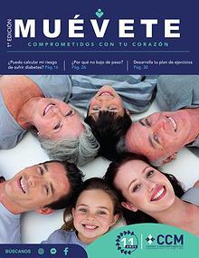 Revista Muévete - 1era edición