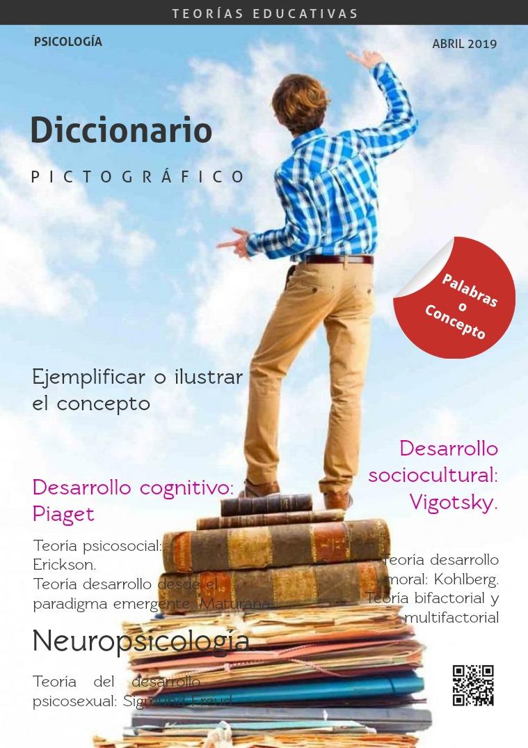 Mi primera publicacion Diccionario Pictórico