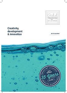 Spa De La Mare  Brochure