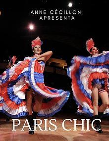 ANNE CECILLON A PRESENTA PARIS CHIC