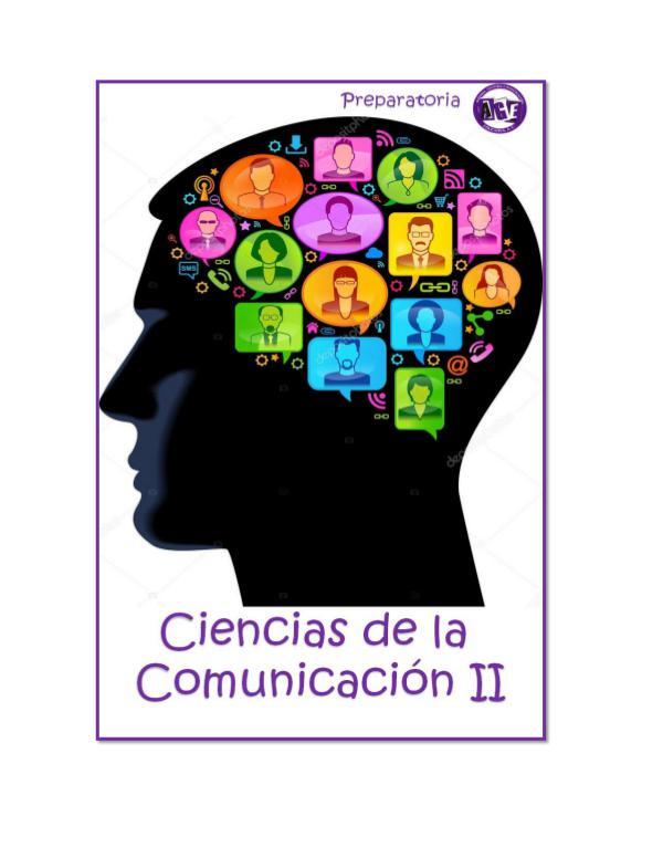 Ciencias de la Comunicación II NPE Ciencias de la Comunicación II