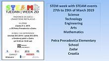 STEM week 2019