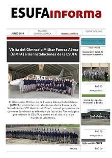 ESUFAinforma Cuarta Edición JUNIO