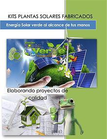 Plantas Energia Solar