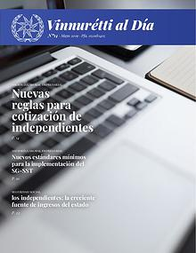 VINNURÉTTI AL DÍA - Edición mes de enero