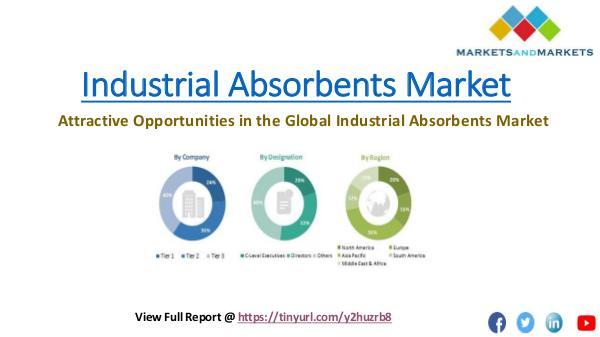 Industrial Absorbents Market
