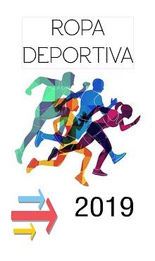 ROPA DEPORTIVA 2019