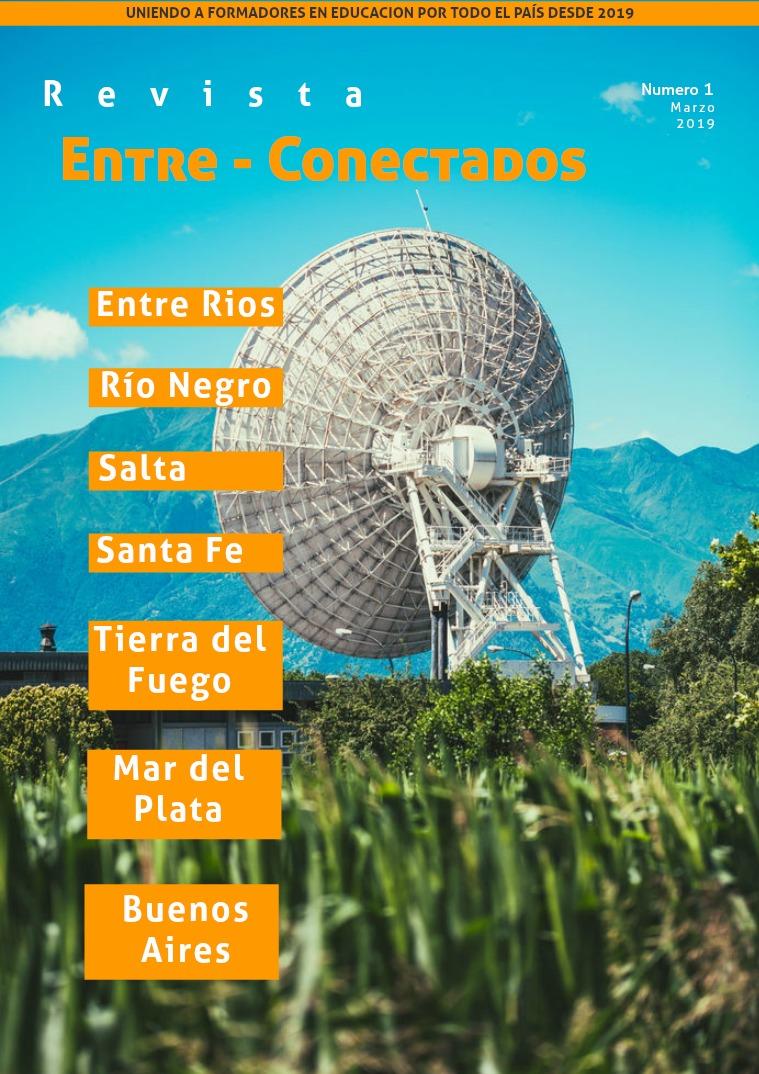 Educación - Entre Conectados VOlumen 1 Marzo 2019