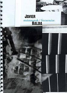JAVIER BALDA. MAIZTASUNAK-FRECUENCIAS-2018