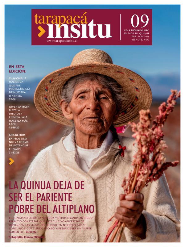 Revista Tarapaca Insitu Nº9 TIed9