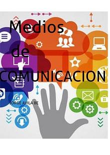 Medios masivos de comunicacion