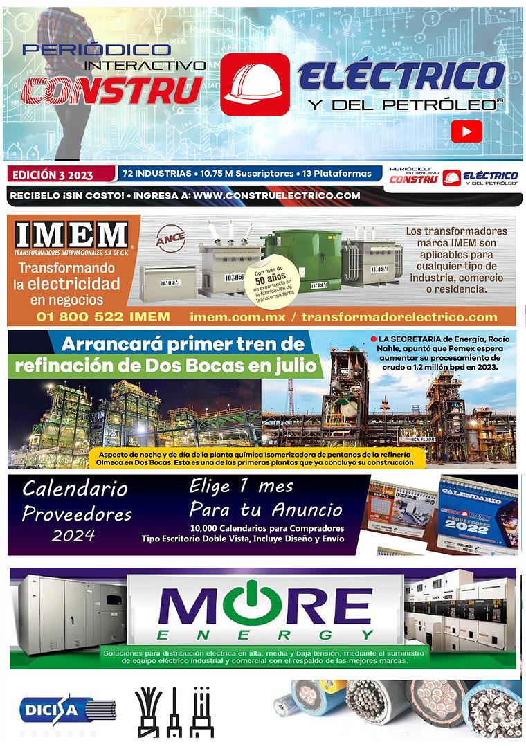 Constru Electrico y del Petroleo Interactivo 2021 EDICION 3 2021