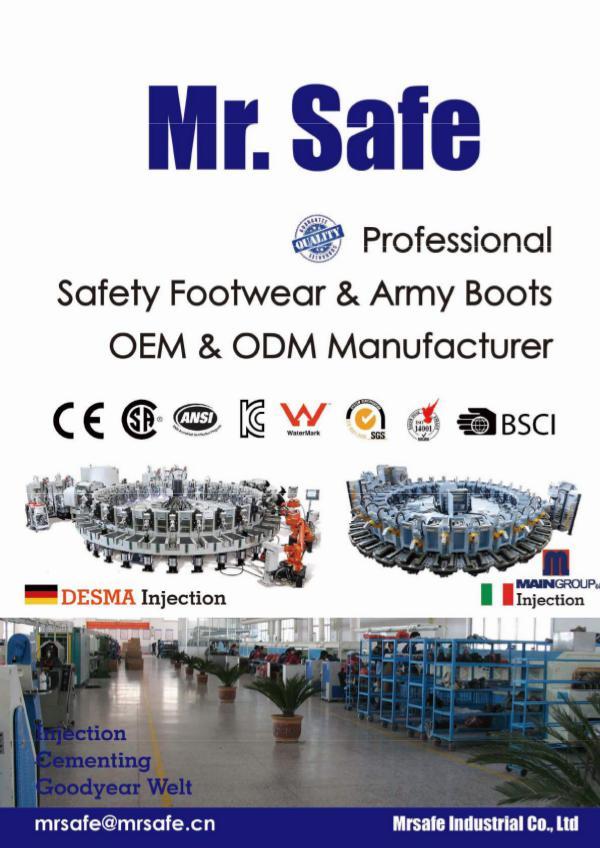 safety footwear safety footwear