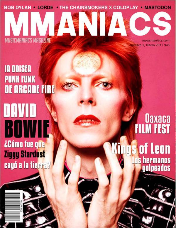 MusicManiacs Magazine 001
