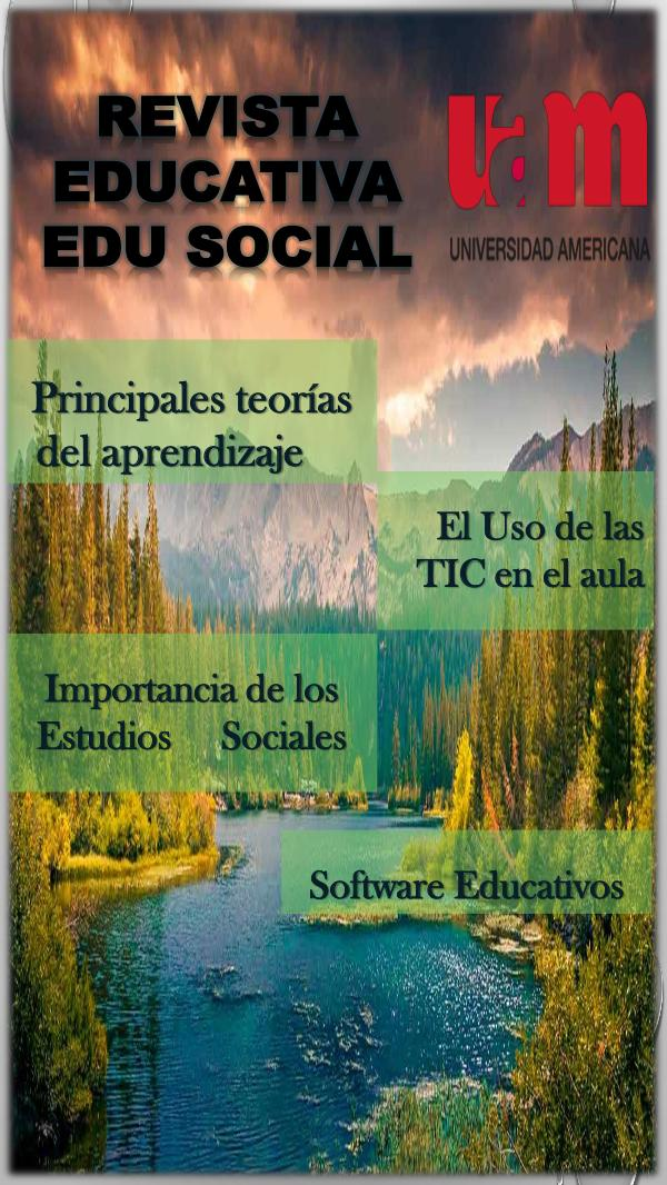 Revista Educativa Estudios Sociales. Revista 1
