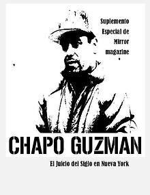 Juicio al chapo Guzmán