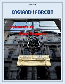 England is Brexit
