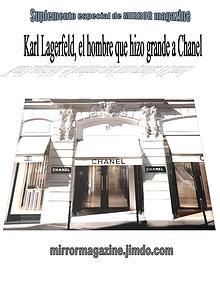 Karl Lagerfeld, el genio de Chanel
