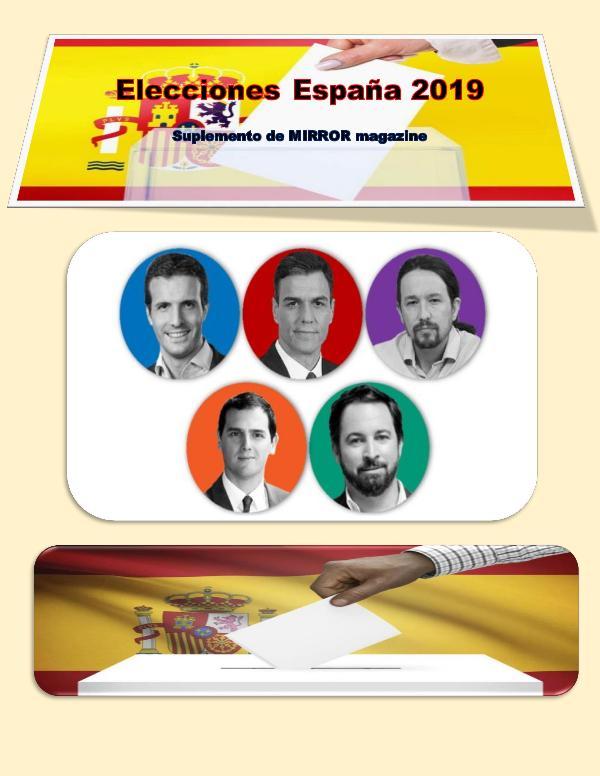Elecciones en España Elecciones Generales en España