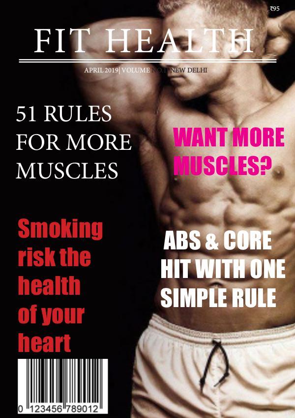 FIT HEALTH MAGAZINE kush magazine final