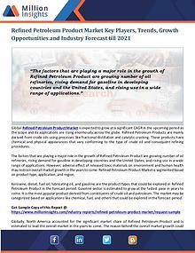 Refined Petroleum Product Market