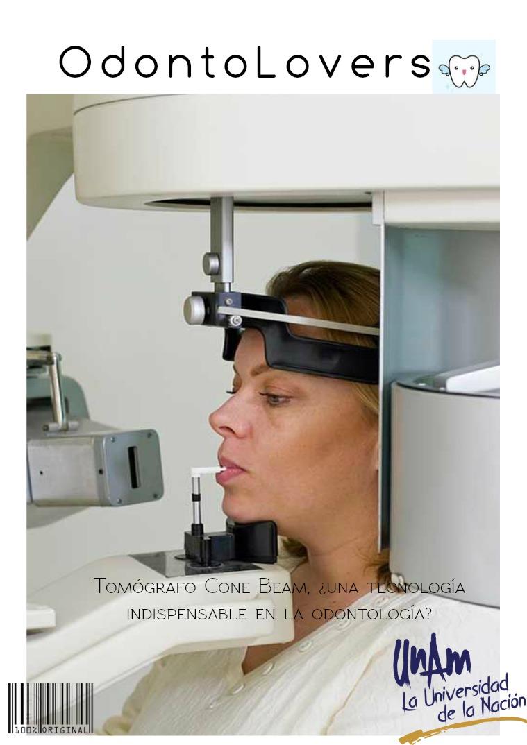 Tomógrafo Cone Beam ¿una tecnología indispensable en la odontología? 01