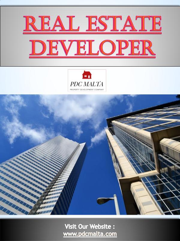 Real Estate Development Malta Real Estate Developer | Call - 356 9932 2300