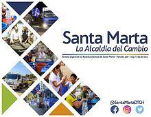 Revista Digital Santa Marta Alcaldía del Cambio - Edición 02 de 2019