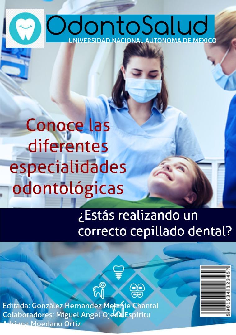 OdontoSalud Especialidades Odontologicas 1