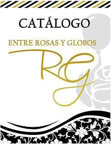 CATALOGO ENTRE ROSAS Y GLOBOS