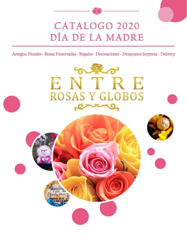CATÁLOGO DIA DE LA MADRE 2020 MAYO 2020 mother day