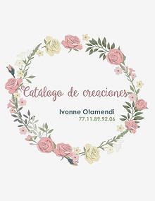 Catálogo de creaciones