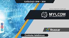 Mylcom Centrales Panasonic