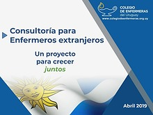 Consultoria para Enfermeros Extranjeros en Uruguay