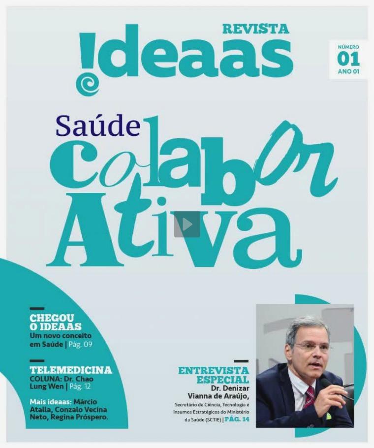 Revista ideaas Edição UM