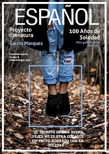 PROYECTO ESPAÑOL- LITERATURA