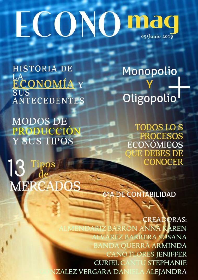 ECONO.mag ECONOMÍA