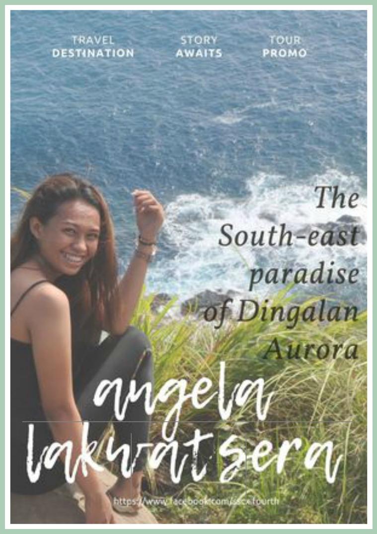 Angela Lakwatsera goes to Dingalan, Aurora December 2020