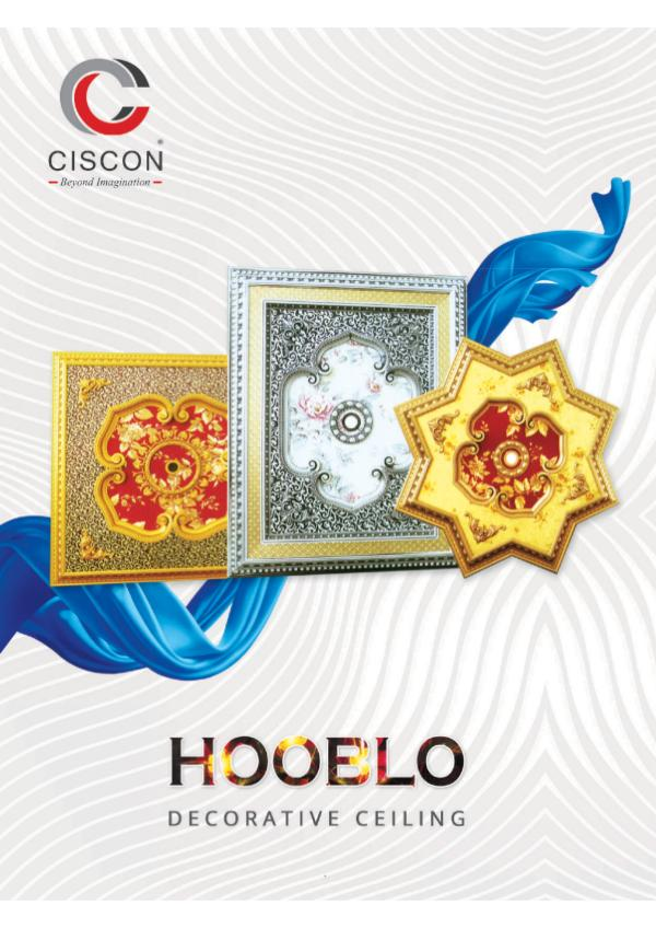 CISCON HOOBLO DECORATIVE JHOOMAR