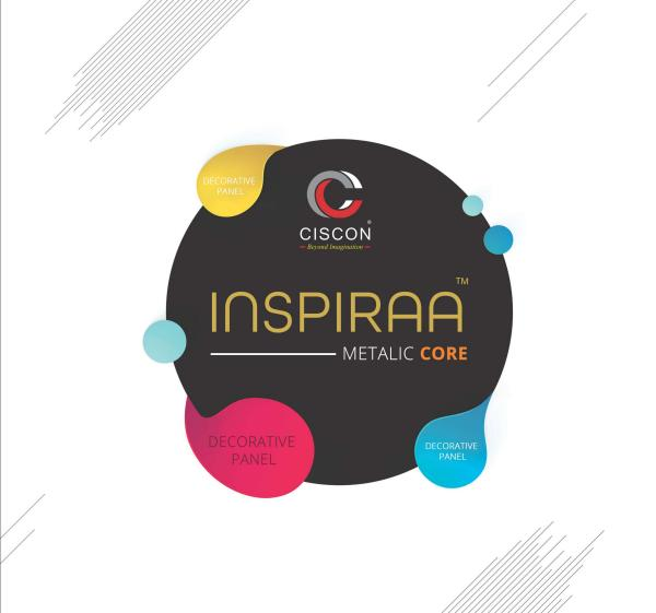 CISCON INSPIRAA (METAL PANNEL)