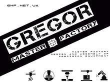 Gregor Master Facory